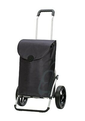 Andersen Royal Shopper Pepe black Shopping help Trolley Shopping Trolley