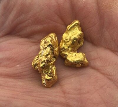 29.5 gms West Australian Gold Nuggets