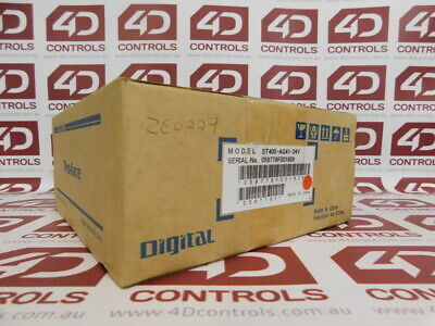 Proface ST400-AG41-24V OPERATOR INTERFACE 24VDC .29AMP CLASS 2 - New Surplus ...