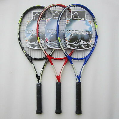 High Quality Carbon Fiber Tennis Racket Racquets Equipped with Bag M
