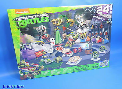 MEGA BLOCKS Teenage Mutant Ninja Turtles / DPF85 / Advent calendar