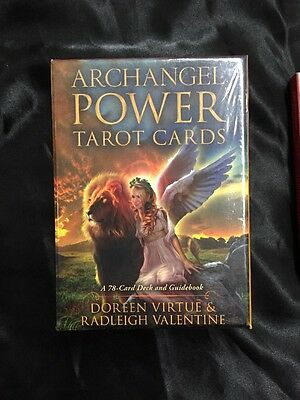 Doreen Virtue.                       Archangel  Power Tarot Cards Brand New