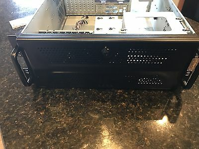 4U Rack Mount Server DEEP Chassis Case IPC-4033x ATX / EATX