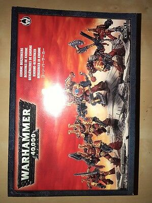 Warhammer 40,000 Khorne Berzerkers New Sealed