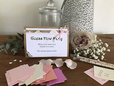 Baby Shower Game : Guessing game guess how many girl boy fun sweet party