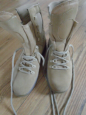Meindl Air Active Desert Boots Size Uk 9 Eu 43 British Army Issue