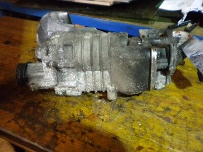 Mini Cooper S R53 2000 - 2006 W11B16A Supercharger and Water Pump