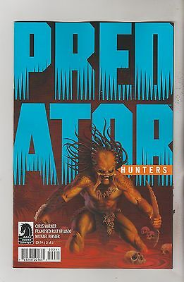 Dark Horse Comics Predator Hunters #1 June 2017 Variant A 1St Print Nm