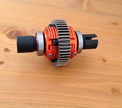 HPI BAJA ALLOY COMPLETE DIFF GEAR SET(Red)FOR HPI BAJA 5B,5T,5SC,SS,2.0,KM,ROVAN