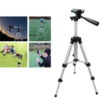 NEW Camera Camcorder Tripod stand for Canon Nikon Sony Fuji Olympus Extendable