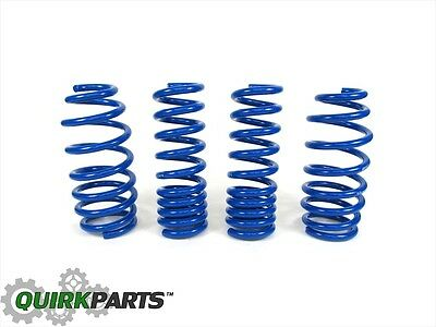 Mopar Performance Charger Challenger 300 Stage 1 Suspension Lowering Spring Kit
