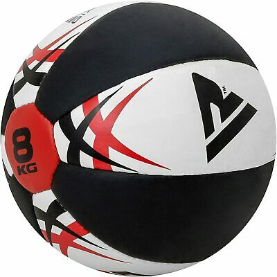 RDX 5-12kg Slam Body Medicine Ball No Bounce Boot Camp Gym Fitness Boxing MMA