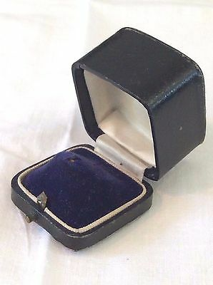 Old Ring Box Antique 1930s
