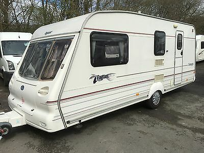 ☆ Bailey Pageant Champagne ☆ 4 Berth Touring Caravan ☆ 1999/2000 Model ☆