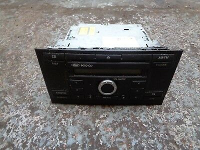 Ford Mondeo Estate-Cd Player 6000Cd With Code