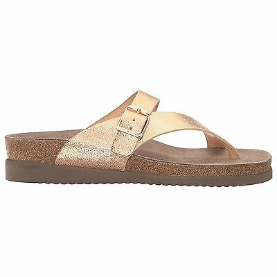 Mephisto Helen Nude Womens Strapped Sandals Leather