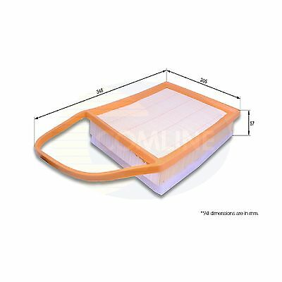 348mm Long Comline Air Filter Genuine OE Quality Engine Service Replacement