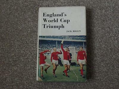 Geoff Hurst & Martin Peters Autographs In The World Cup Triumph J  Rollin Phot0S