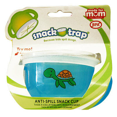 Baby Tortoise Snack Catcher Cup Baby Feeding