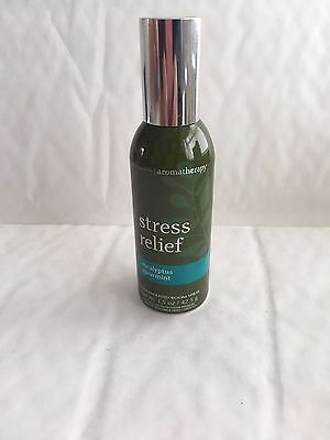 Bath & Body Works Aromatherapy Stress Relief Eucalyptus Spearmint Room Spray
