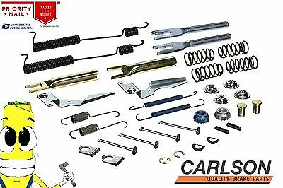 Complete Rear Brake Drum Hardware Kit for Chevy Tahoe 1995-2000 w// 10 inch Drums