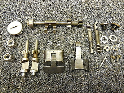 1997 Kawasaki KDX200 Power valves cylinder exhaust valve components 97 KDX 200