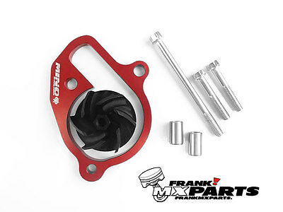High Flow Wasser Pumpe Cooler Kit 2017 2018 Honda CRF 450 CRF450 450R CRF450R