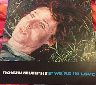 "Róisín Murphy If We're In Love 12"" vinyl single record (Maxi) UK ECSY170 ECHO"