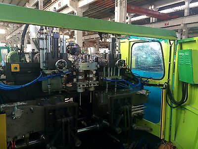 2500 KN High Speed Injection Molding Machine K-250V6 (2500-1226)