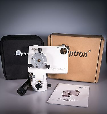 iOptron SkyTracker Motorised DSLR Mount  For Astrophotography - Boxed