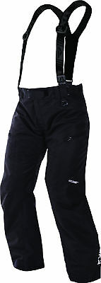 FXR Mens Black Squadron Insulated Snowmobile Pants Snow Snocross