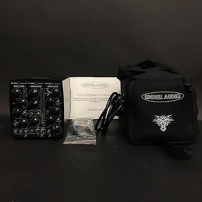 Lindell Audio CHANNELX 500 Series Special Edition Bundle