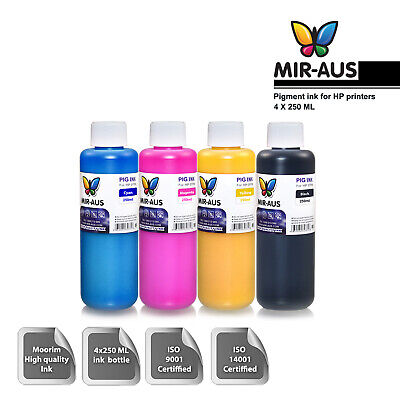 Pigment ink for Hp 8600, 8100, 8610, 8620, 251DW, 276DW, 8630, 7610, 7612, 7110