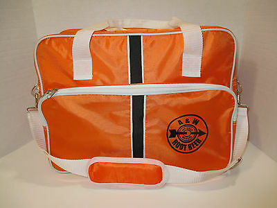 A&W Root Beer ~ Carry On Travel Bag / School Bag / Book Bag