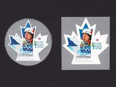 ca. CANADA 150 Celebration OLYMPIC GAMES, bklt & ms stamps ,MNH Canada 2017