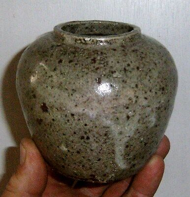 primitive pottery earthenware chinese pot