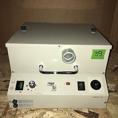 Kavo EWL D-7970 Dust Collector Vacuum Suction Unit for Dental Lab USED #39