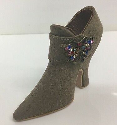 Just The Right Shoe  - Half Boot Style - Collectable Shoes