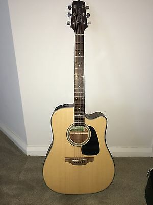 Acoustic Guitar Takamine D-series