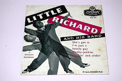 "EP  7""  Little Richard And His Band ‎– Little Richard And His Band"