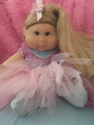 RELIST DUE TO CANCELED TRANSACTION Tru Cabbage Patch 20 Inch AUTHENTIC CLOTHING