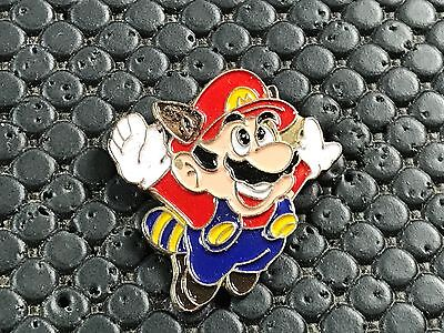 Pins Pin Badge Retrogaming Nintendo Mario