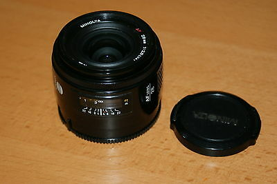 Minolta Af 28mm f/2.8 Wide Angle Lens | Sony Alpha Fit