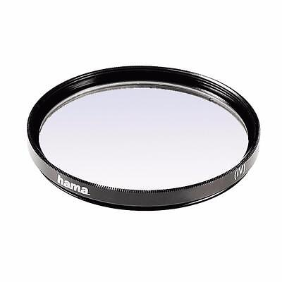 New Hama 62Mm Coated Uv Filter Lens Protector Ultra Thin 3Mm Metal Mount 70062