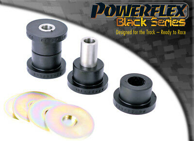 Porsche 964 89-94 Pff57-101Blk Powerflex Black Series Front Wishbone Rear Bushes