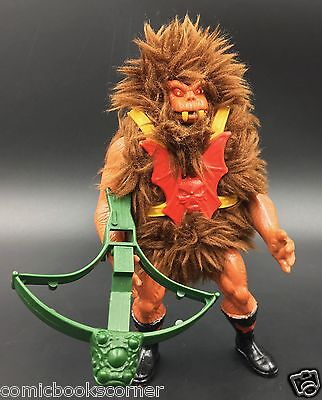 He-Man & Masters of the Universe 1985 GRIZZLOR 100% Complete Mattel She-Ra HORDE