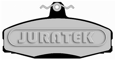 Juratek Quality Brake Pads Front Jcp610