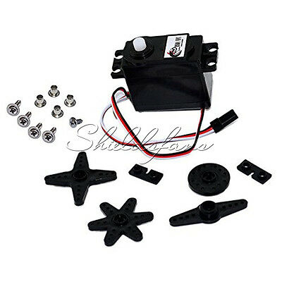 360 DS04-NFC Degree Continuous Rotation Servos DC Geared Motor for RC Robots