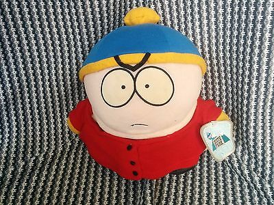 Cartman SOUTH PARK Plush Large Vintage 1998 with Original tags
