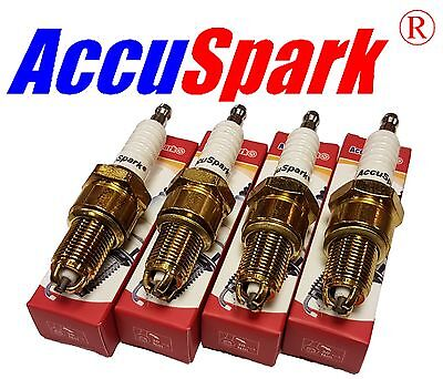 Ford Pinto 2.0 Accuspark triple ground,copper Spark Plugs AF7C, F7YC,AP6FS